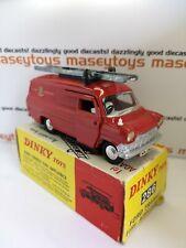 Dinky No.286 Ford Transit Fire Appliance nMIB. Original Vintage Diecast