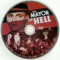 The Mayor of Hell (DVD disc) 1933 James Cagney