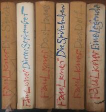 William Faulkner 6 Bücher