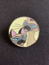 Disney Pin Disneystore.com Spotlight Séries Si And Am Lady And Tramp
