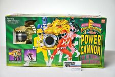 MMPR Mighty Morphin Power Rangers Power Cannon Vintage Power Ranger 1994