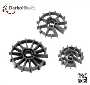Abstandhalter vertikal Bewehrung Baustahl Betonstahl Ringabstand15mm 20mm 25mm