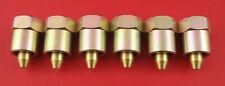 Diesel Injektor Block-Off Kappe für 6.7L Cummins, Ersetzt Miller 9864 (Set Of 6)