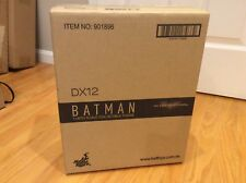 Hot Toys DX12 Batman 1/6 Scale Figure / The Dark Knight Rises BRAND NEW! SEALED!
