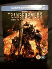 Transformers: Age Of Extinction Steelbook Blu-Ray
