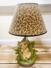 Lion King Lamp Disney Baby Simba Infant Nursery Animal Print Shade Safari