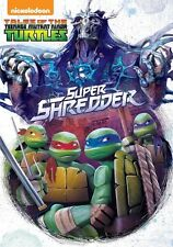 Tales of the Teenage Mutant Ninja Turtles: Super Shredder (DVD,2017)