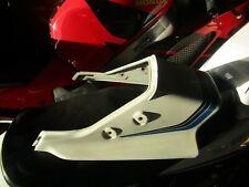 Yamaha RD 125 lc tailpiece  white/blue stripe