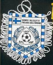 FINLAND FOOTBALL FEDERATION SMALL PENNANT