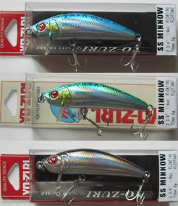 YO-ZURI SS MINNOW 70 F  / 4 colors