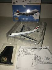 """Dragon Wings*CAAC """"COMBI"""" B747-2J6B*1:400 DieCast*VINTAGE LIVERY* Immaculate"""