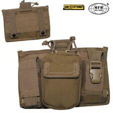 Tasca Utility 3 Pockets MOLLE MFH Multitasche da Cintura Porta Oggetti SOFTAIR C