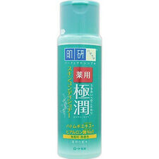 ☀ Rohto Hadalabo Gokujyun Medicated Skin Conditioner 170ml / 5.4oz Lotion Japan☀