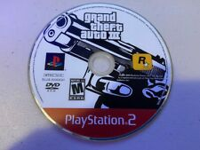 Grand Theft Auto III (PS2 PlayStation 2) - DISC ONLY - A176