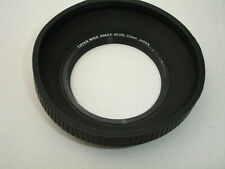 TIFFEN WIDE angle RUBBER LENS HOOD 72mm for lens