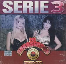 CD - Los Horoscopos De Durango NEW Serie 3 / 3 CD's FAST SHIPPING !