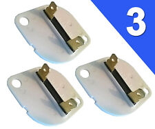 WP3390719 3390719 SET402 3389640 279650 3389639 Dryer Thermal Fuse (3 PACK)