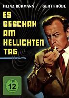 Es geschah am hellichten Tag - Heinz Rühmann - Gert Fröbe - DVD - OVP - NEU