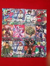 MIXED LOT 12 CARDS GUNDAM TRY AGE JAPANESE CARDS MINT CONDITION #0884