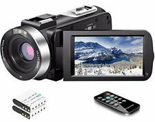 Video Camera Camcorder Full HD 1080P 30FPS 24.0 MP IR Night Vision Vlogging Came