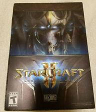 StarCraft II 2: Legacy of the Void (PC Windows/Mac, 2015) - New & Sealed