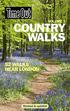 Time Out Country Walks Near London: Volume 1 by Time Out Guides Ltd....