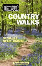 Time Out país camina cerca de Londres: volumen 1 por tiempo guías Ltd..