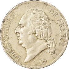 [#863744] Coin, France, Louis XVIII, Louis XVIII, 5 Francs, 1819, Paris, EF