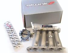 Skunk2 Ultra Street Intake Manifold & 70mm Throttle B16 B18 DOHC VTEC GSR SI