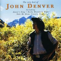 John Denver - Very Best of [New CD]