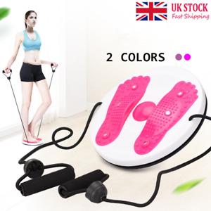 Twist Waist Plate Balance Board Foot Massage Disc Aerobic Exercise Fitness Tool