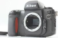 【Excellent++++】 Nikon F100 35mm SLR Film Camera Black Body only from Japan #689
