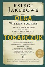 Ksiegi JAKUBOWE Olga Tokarczuk Ksiazka Polska Ksiegarnia TWARDA *jbook