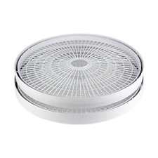 Add A Tray For Fd61 Fd61Whc Fd75A And Fd75Pr Dehydrators Durable Gray Set Of 2
