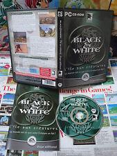 PC CD-Rom:Black & White - L'île aux Créatures [TOP & RARE] COMPLET - Fr
