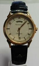 Gold Plated Case Wristwatches with Swiss Movement