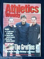 ATHLETICS WEEKLY - THE GRAFFINS - APRIL 5 2000