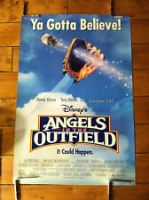 """Angels in the Outfield T. Danza & Danny Glover 2 Sided Poster  27"""" x 40"""""""
