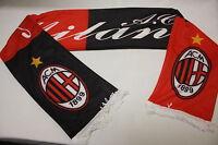 A.C Milan F.C Scarf Football Soccer Milano FIFA Italia Serie A I Rosioneri NEW