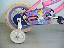"Plastic Bicycle Chain Guard from a 12"" Princess Bicycle"