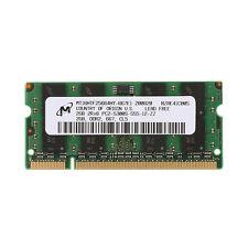 2GB PC2-5300S PC2-5300 DDR2-667 667Mhz 200pin SODIMM Laptop Memory Low Density