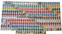 Topps Bundesliga Sticker 2018/2019 alle Sticker von 1-138 zum aussuchen