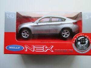 BMW X6 Model