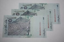 (PL) NEW OFFER: RM1 ABJ 0000038 UNC 1 PIECE 5 ZERO SUPER LOW ALMOST SOLID NUMBER