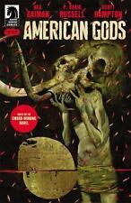 American Gods: Shadows #1C, Dave McKean Variant, Nm 9.4, 1st Print, 2017