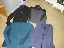 Mens Fleece Bundle 4 Helly Hansen Navy M Regatta Grey M Atlantic Bay H & M Black