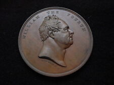 Great Britain, Opening Of The London Bridge 1831 Commemorative Medal By B. Wyon
