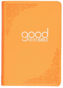 Good News Bible Compact Soft Touch  Orange 9780564070770