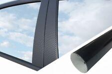 6 x Premium a B C Montante Porta Listelli Diapositiva di Auto Set Nero Lucido