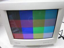 "Samsung SyncMaster 900P CSE9839 19"" Retro Gaming RGB CRT Monitor"